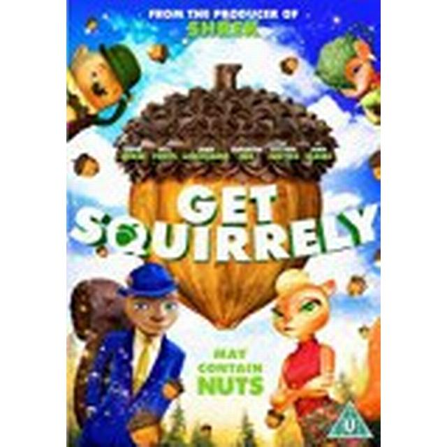 Get Squirrely [DVD]